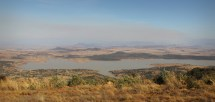 ... and at daylight ... (Spioenkop Dam)