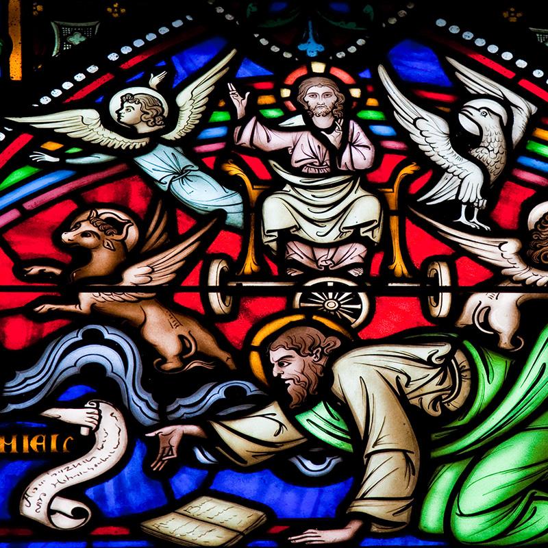 Lesson for July 23, 2017: Ezekiel (Ezekiel 1–3)