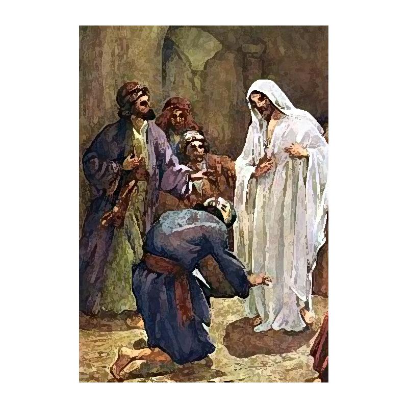 Lesson for December 30, 2018: Whole World (Luke 24:36-48)