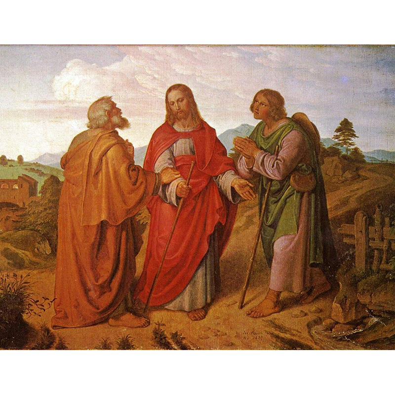 Lesson for December 9, 2018: Whole Truth (Luke 1:14; 24:17-27)