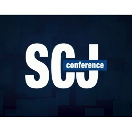 SCJ Conference Rescheduled for September (Plus News Briefs)