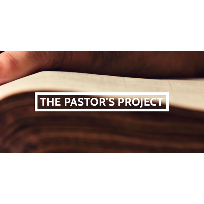 Vested in Our Leaders: The Pastor's Project