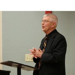 Bob Wetzel 'Found a Home in the Christian Church'