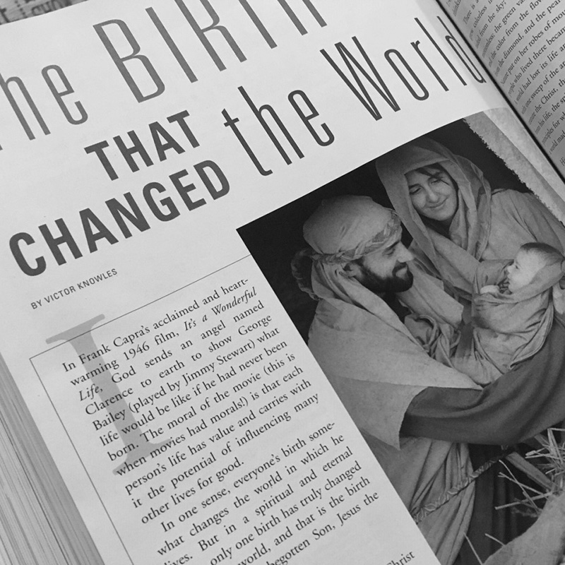 The Birth that Changed the World