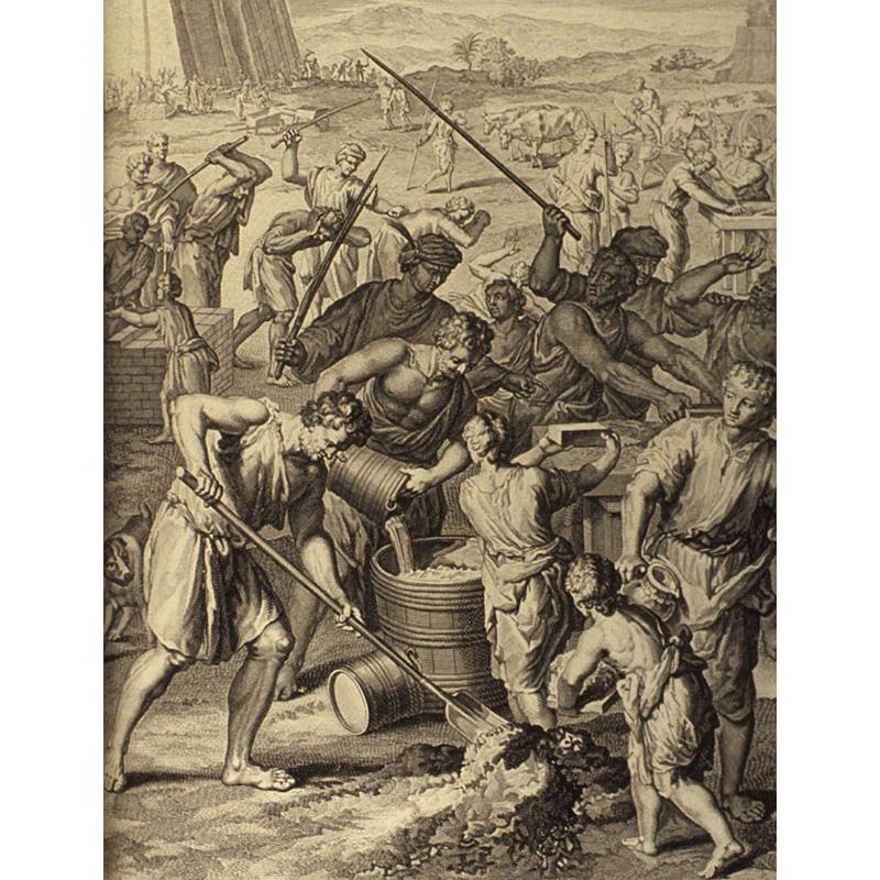 Lesson for Jan. 19, 2020: The Deliverer Rebuffed (Exodus 5:1-14, 19-21)