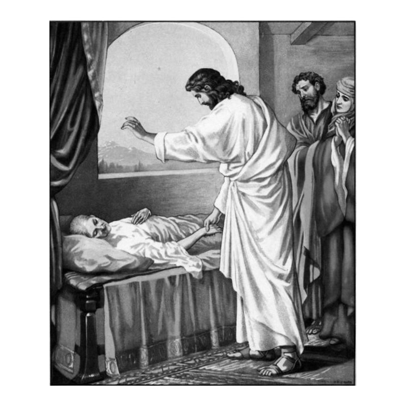 Lesson for March 1, 2020: Anointed to Heal (Luke 4:14-20, 31-44)