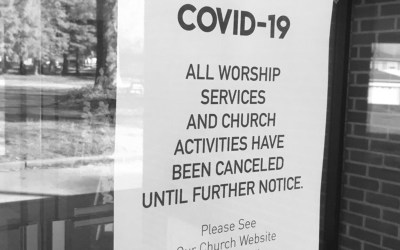 COVID-19: Guidelines for Closing and Reopening the Church