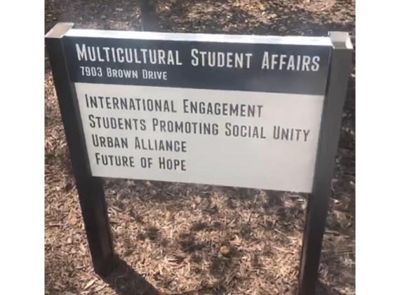 Johnson Opens New Center for Minority, International Students
