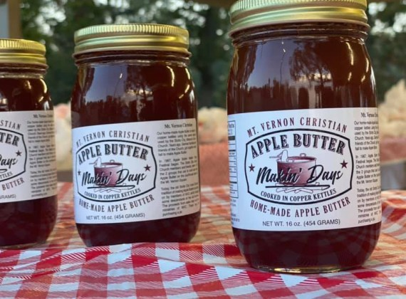 Church Preserves City's Apple Butter Makin' Tradition