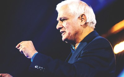 Remembering Ravi Zacharias (1946–2020)