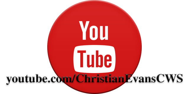 YOUTUBE.COM/CHRISTIANEVANSCWS CHRISTIANSWEIGHTSUCCESS.NET VIDEOS
