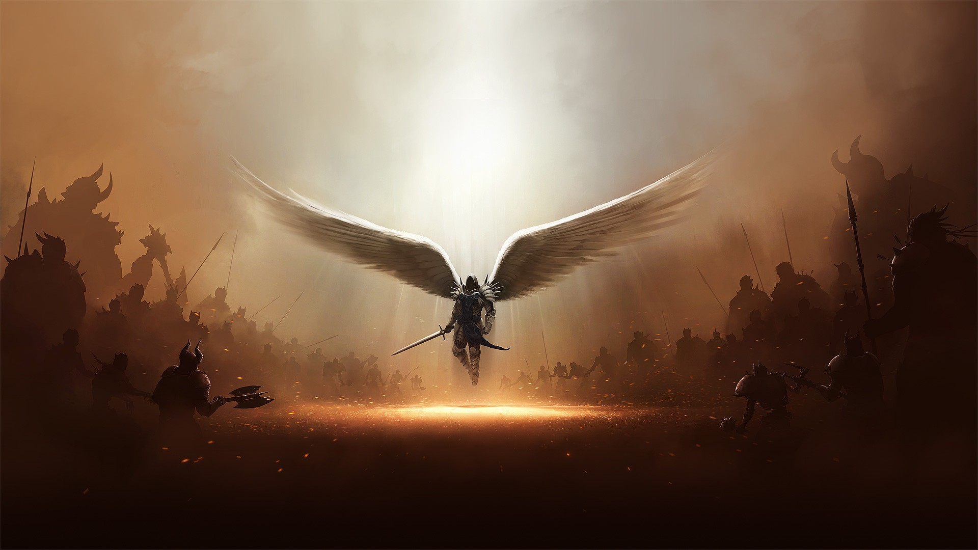 Podcast 6 – Angels and the Spiritual Realm