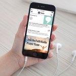 Listen on the My Faith Radio App
