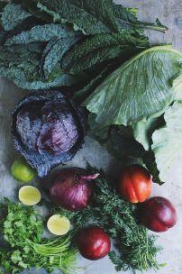#1 Summer Kale Salad
