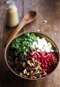 #6 Wild Rice Salad