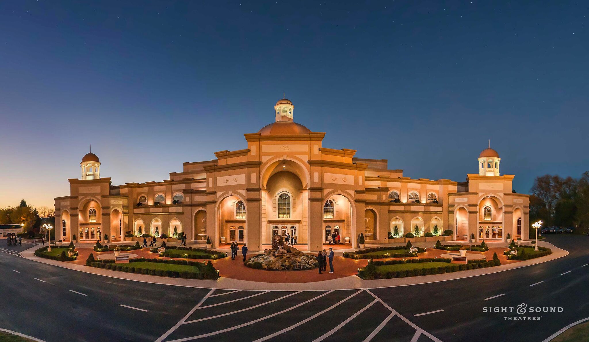 Sight & Sound Theatres® | Ronks, PA