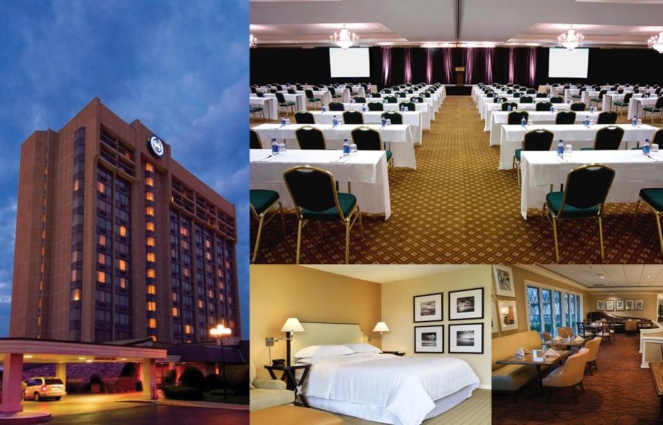 Sheraton Hotel St. Louis, MO