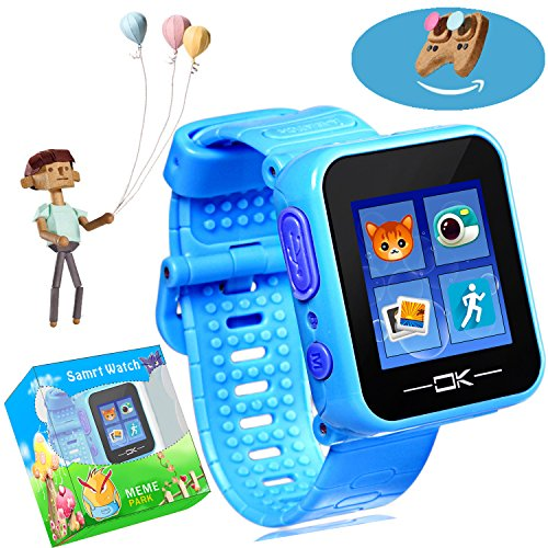 Game Smart Watch with Virtual Cyber Pet Camera Pedometer Timer Alarm C