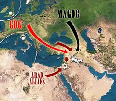 Some scholars think that Russia is the king of the North. (source: https://heavenawaits.wordpress.com/how-does-gog-and-magog-relate-to-armageddon/)