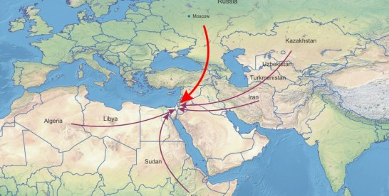 Where will Gog of Magog Come From?