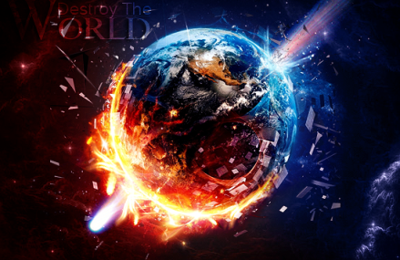 Will God Destroy the World?