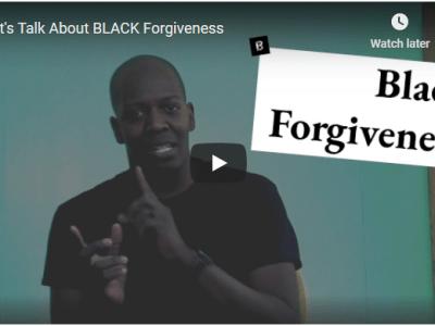 John Stapleton on Black Forgiveness