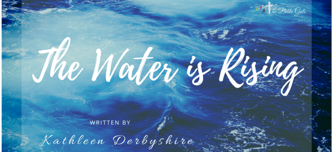 Kathleen Derbyshire Water Is Rising