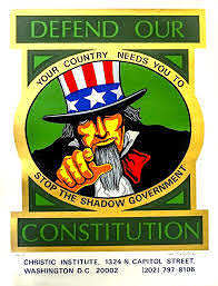 Defend our Constitution