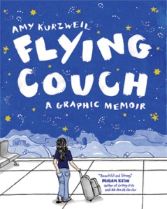 cover image for Flying Couch