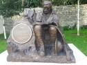 Francis Ledwidge statue, Slane