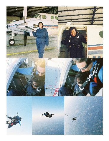 Christie Skydives Collage Medium Web view 1