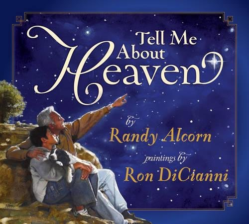 Tell me about heaven - one of the books about heaven for kids