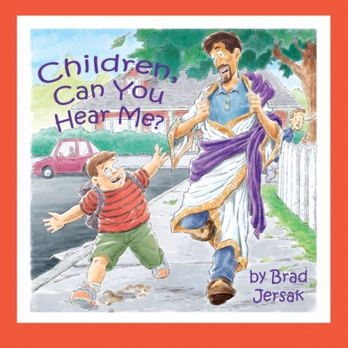Children, Can You Hear Me? by Brad Jersak, perfect for helping children embrace the mystery in Christianity
