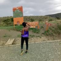 My maiden hike-Mt. Longonot hike