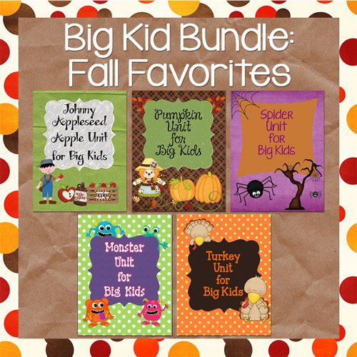 http://www.teacherspayteachers.com/Product/Fall-BUNDLE-for-Big-Kids-1311251