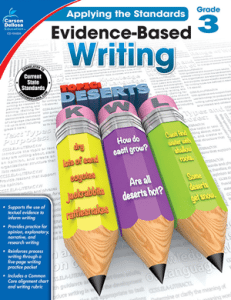Evidence Based Writing