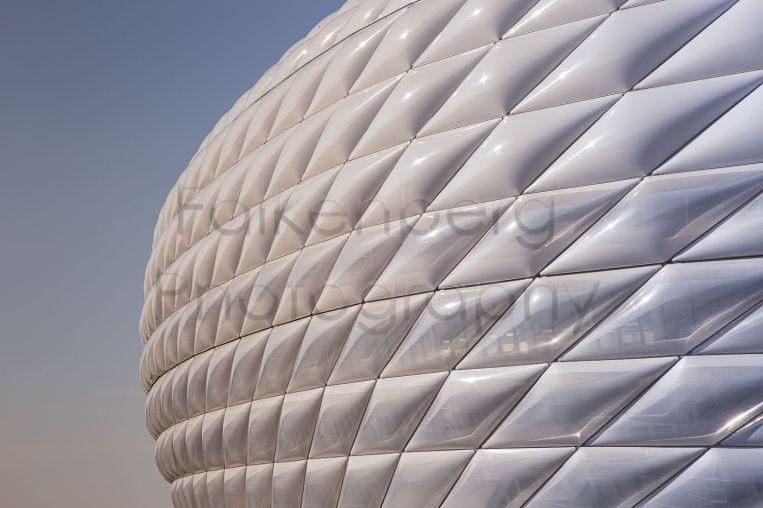 Deutschland, Fröttmaning bei München, Allianz Arena