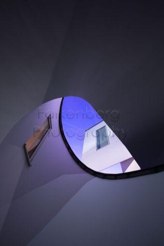 Deutschland, Weil am Rhein, Detail des Vitra Design Museeums