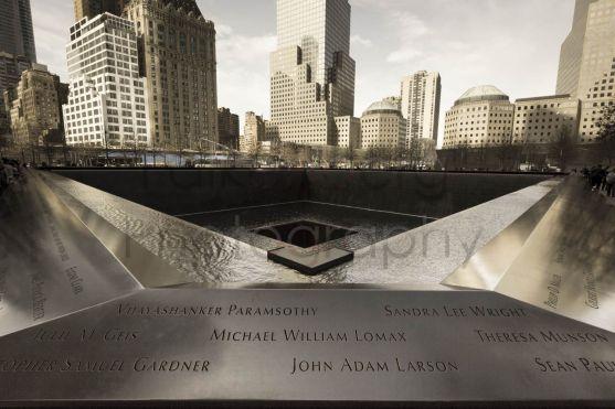 USA, Amerika, Vereinigte Staaten, New York, 9/11 Memorial