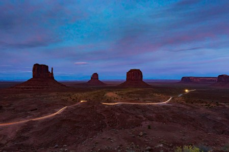 Nordamerika, USA, Arizona, Navajo Reservat, Monument Valley