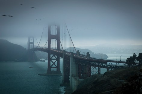 Nordamerika, USA, Californien, San Franzisco, Golden Gate Bridge