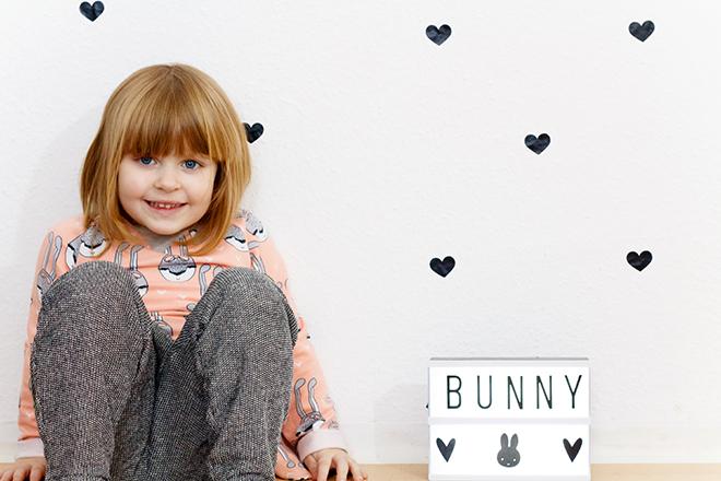 The Rabbit für Alles für Selbermacher mit Oster Deko DIY und Tutorial für eigene Lightbox Motive