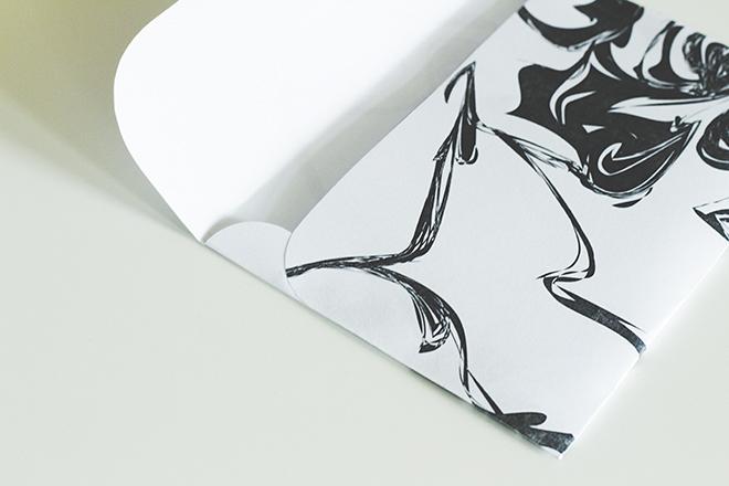 Briefumschlag basteln mit Anleitung und Druckvorlagen | DIY