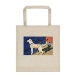 Morning Walk Liberty Tote bag