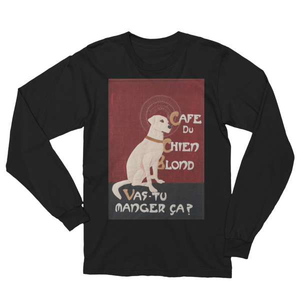 Long Sleeve T-Shirt - Unisex - Made in America
