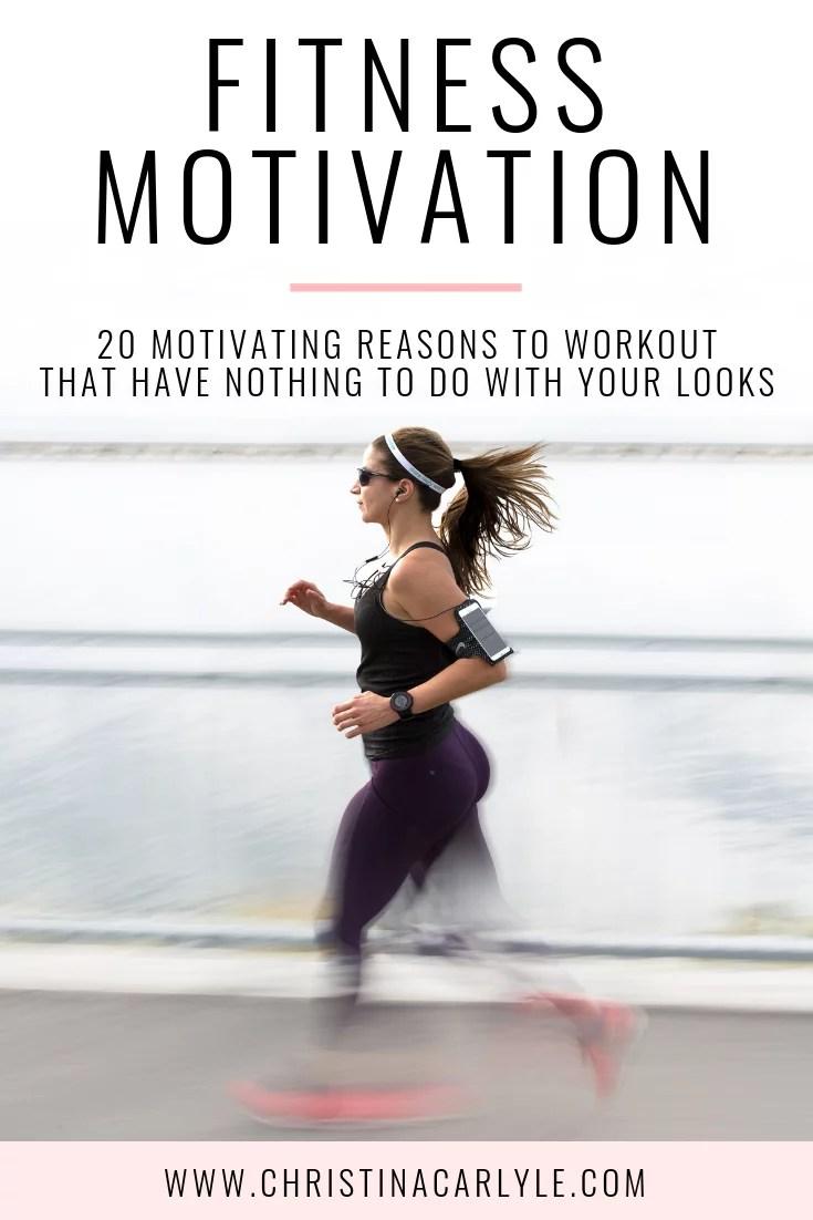 Fitness Motivation Christina Carlyle