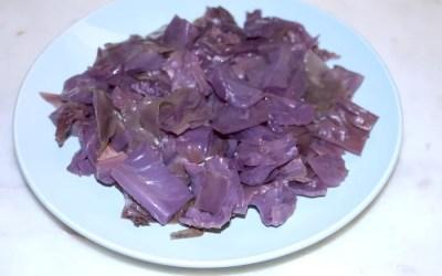 Yummy Mood & Immunity Boosting Healthy Red Cabbage Recipe