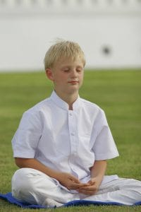 Schools are learning the benefits of meditation