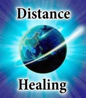 Distance Healing online