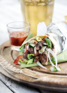 Kebab eller Wrap: Super søndagsmad